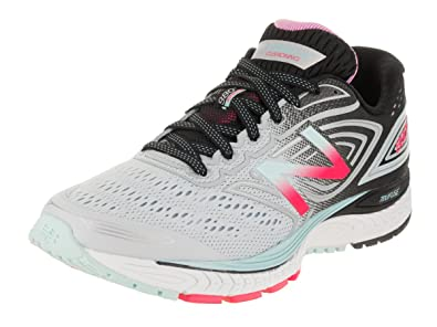e3fbe66ef5e9 New Balance 880 Women s Road Running Shoes - Porcelain Blue Black Alpha  Pink