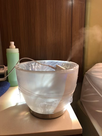 Amazon Com Deneve Cool Mist Travel Humidifier Stick Desk