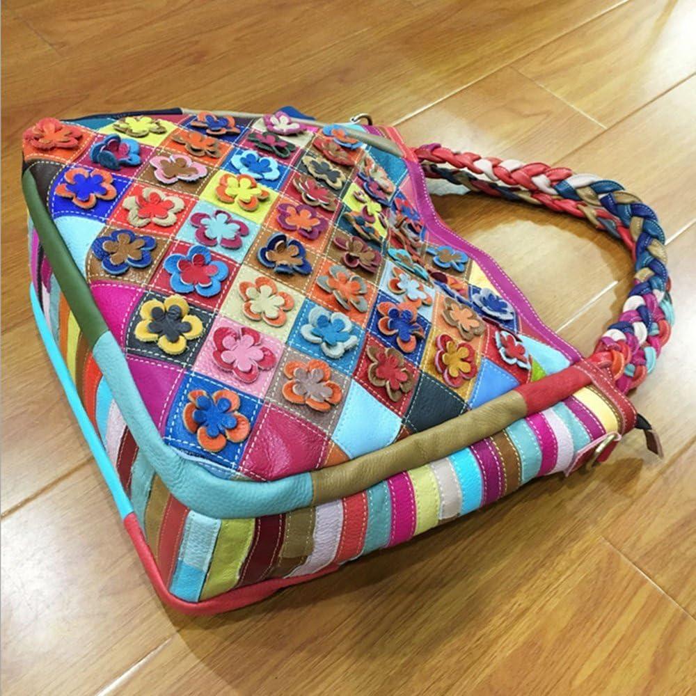 Eysee, Poschette giorno donna Multicolore Multicolore 36cm*42cm*12cm Multicolore