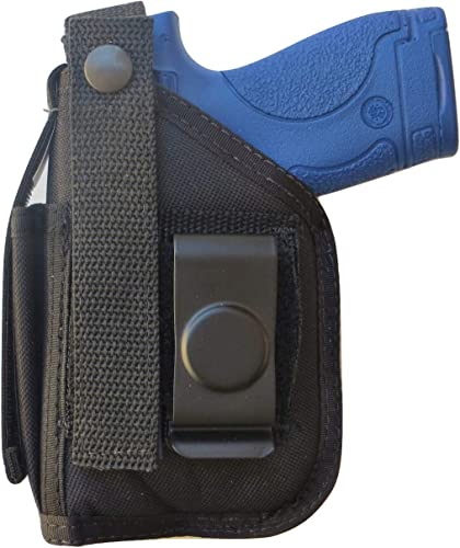 Federal-Holster-With-Underbarrel-Laser