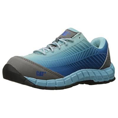 Caterpillar Women's Array Comp Toe / Light Purple Work Shoe: Shoes