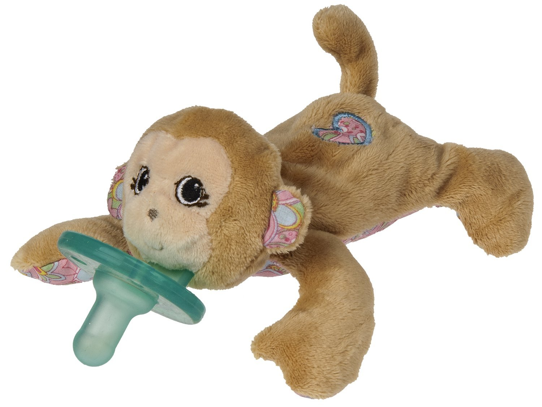 Amazon.com : Maddie felpa Chupete, mono : Baby