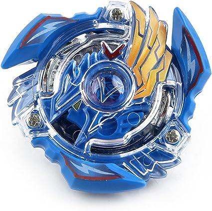 4D Fusion Modell Metall Masters Beschleunigungslauncher Speed Kreisel mit Basis-Arena Ostern Geburtstag Jahr Weihnachten Kinder Spielzeug Kindertag JIAJIA YL Kampfkreisel Set
