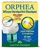 Orphea Diffuseur Anti-Moustique