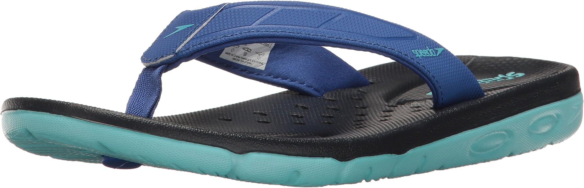 da96141cc Speedo Women s ON ON Deck FLIP Sandal Blue 5 ...