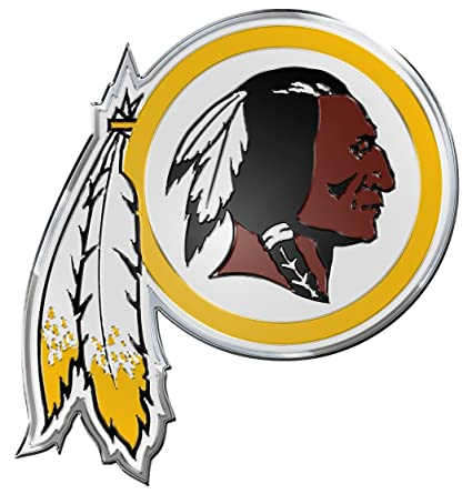 Amazon.com   Team ProMark NFL Washington Redskins Die Cut Color ... e7412280c