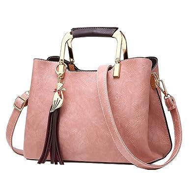 Tasche Herbst Und Winter Handtasche Mode Umhängetasche Persönlichkeit Schiefes Kreuz Paket Retro Handtaschen Mehrfarbig Optional,7-OneSize Laidaye