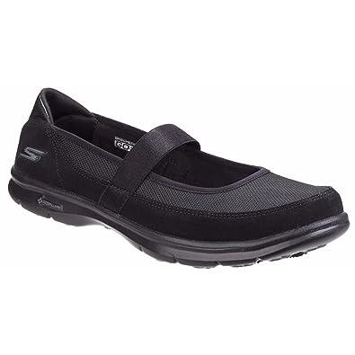 Skechers Damen SK14325 Go Step Snap Slip On Schuhe: Amazon