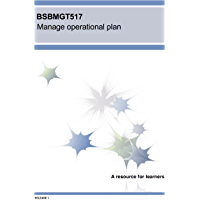 BSBMGT517 Manage operational plan (BSB Training Resources)