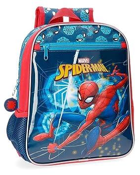 Marvel Spiderman Neo Mochila Infantil, 28 cm, 6.44 litros: Amazon.es: Equipaje