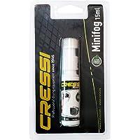 Cressi Premium Anti Fog - Antivaho Spray/Gel/Sponge para Máscara de Buceo/Gafas de Natación