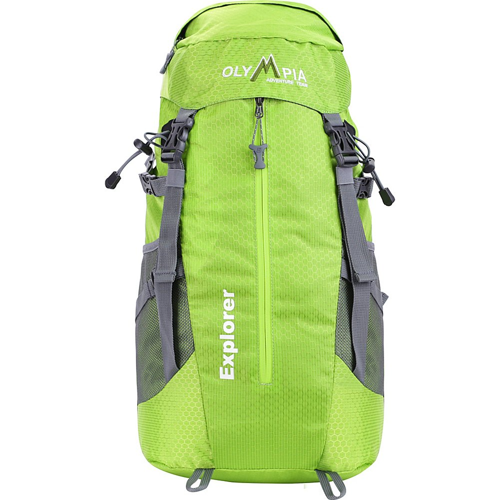 Olympia USA Explorer 20 Inch Outdoor Backpack 22L