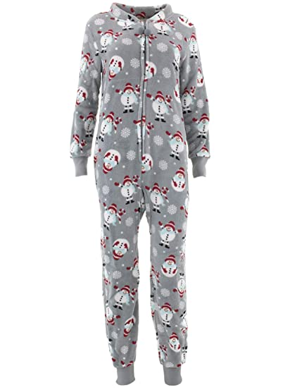 8e6ce45262 PJ Couture Women s Novelty One-Piece Pajamas at Amazon Women s Clothing  store