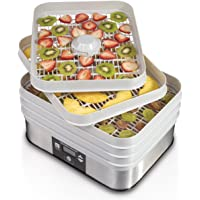 Hamilton Beach 32100A Food Dehydrator (Gray)