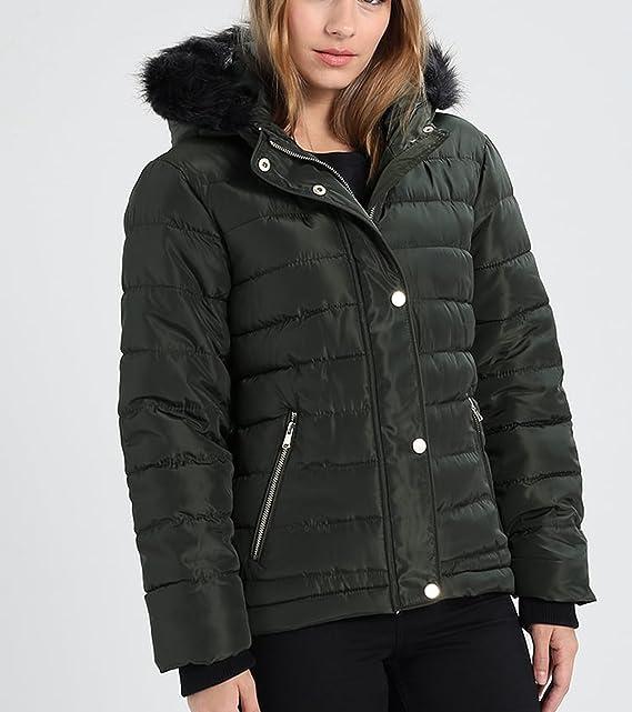modische Muster 2018 Schuhe Kostenloser Versand Dorothy Perkins Petite Winterjacke Jacke Damen grün Gr. 44 ...