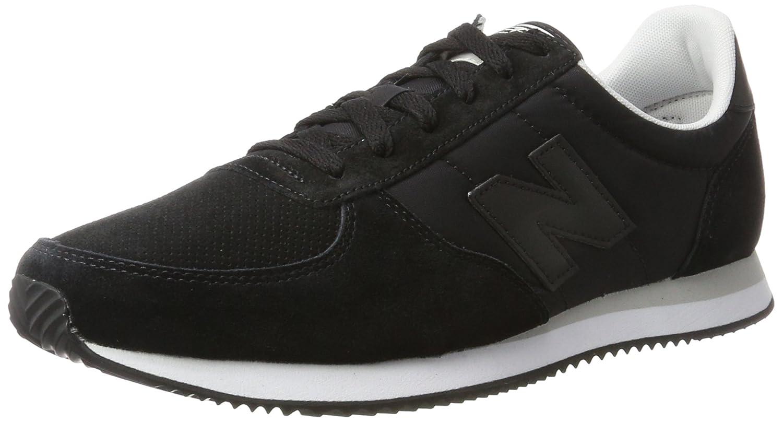 New Balance Unisex-Kinder U220 Sneaker  44.5 EU|Schwarz (Black)
