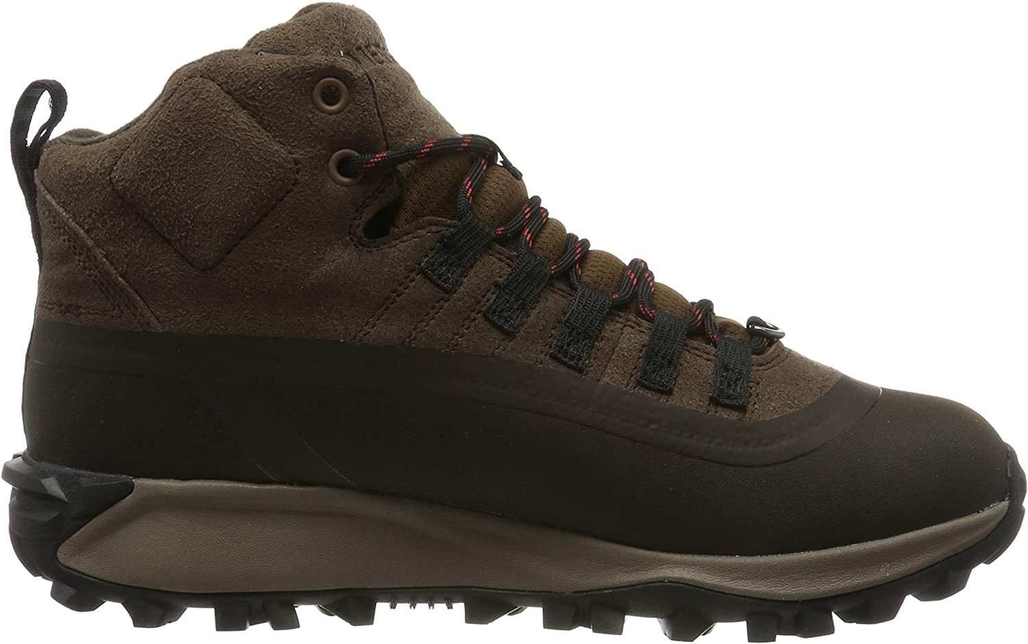 Merrell Men's Thermo Snowdrift Mid Shell Waterproof Snow Boots Earth