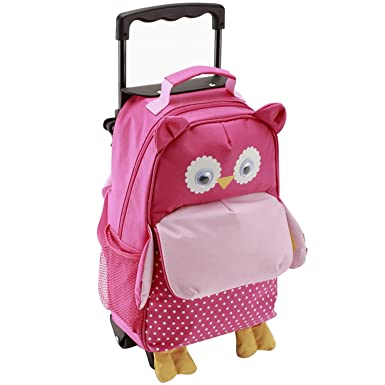 ca2ae45f01d5 Yodo 3-Way Toddler Backpack with Wheels Little Kids Rolling Luggage