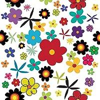 Gala 4368, Saco Metalizado, Feminino Sortido, Multicolor, pacote de 50