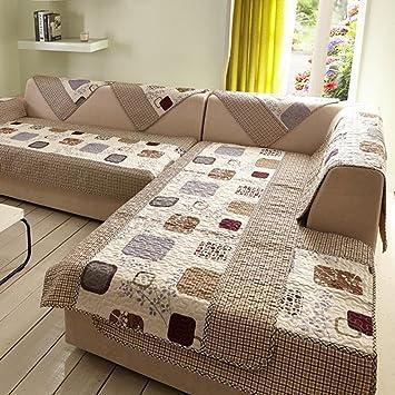 Superb Malloom Winter Sofa Cushion Slip Towel Cover Home Armrest Furniture  Protector (50X70cm)