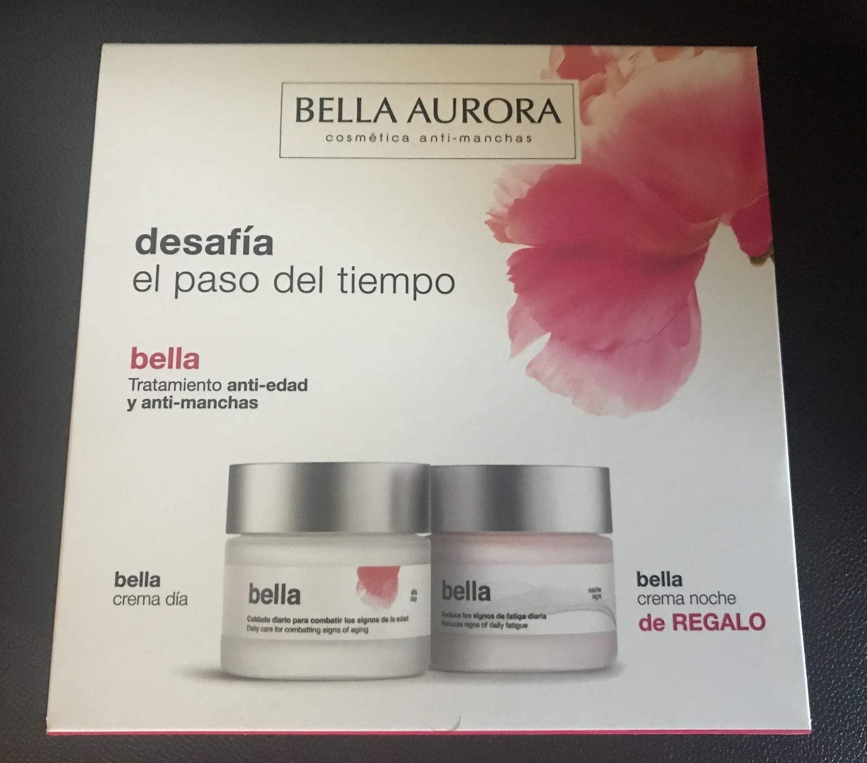 Bella Aurora Pack Bella de Dia 50 ML + Bella de Noche 50 ML: Amazon.es: Hogar