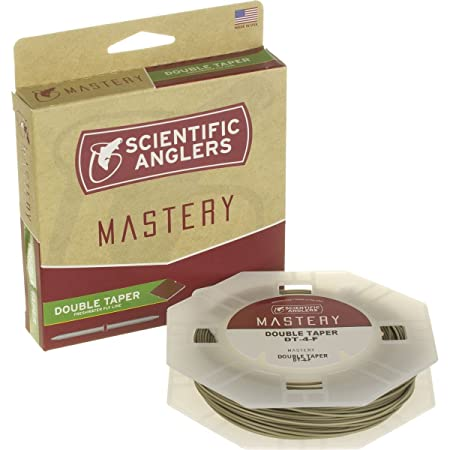 Scientific Anglers Mastery Fly Fishing Line Double Taper – Dry Tip – Dt