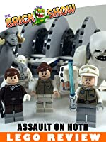 LEGO Star Wars Assault on Hoth Review (75098)