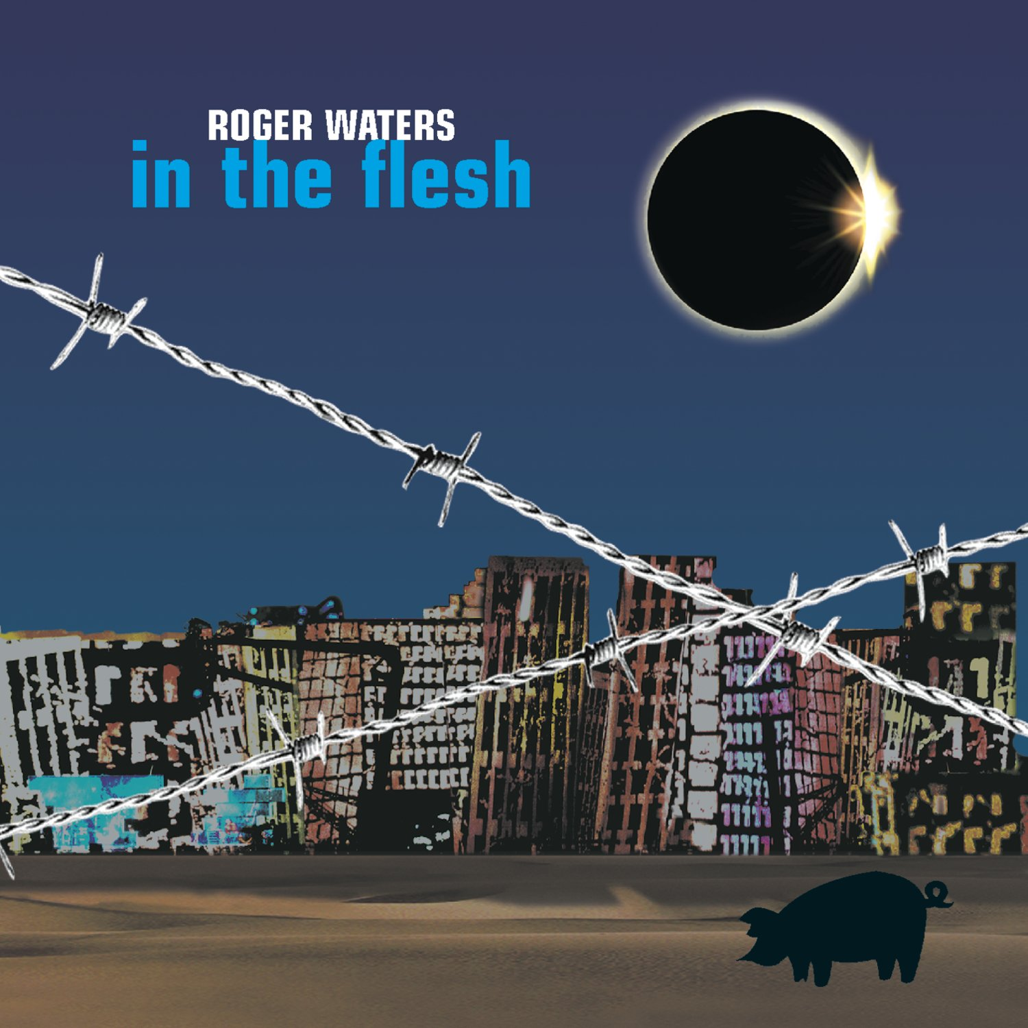 CD : Roger Waters - In the Flesh Live (2 Disc)