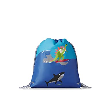43ef1dfd6f5d Joules Junior Active Kids Bag One Size Dinosaur SS17  Amazon.co.uk ...
