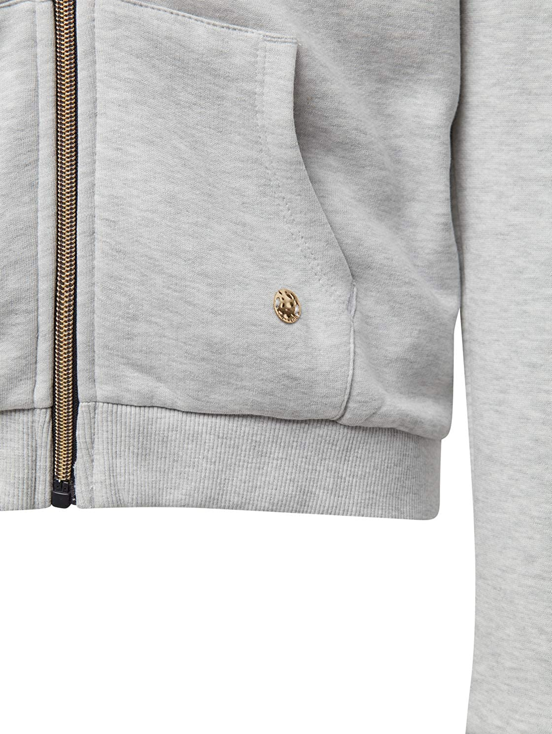TOM TAILOR M/ädchen Placed Print Sweatshirt