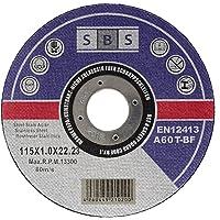 SBS Discos de corte 115 x 1,0 mm