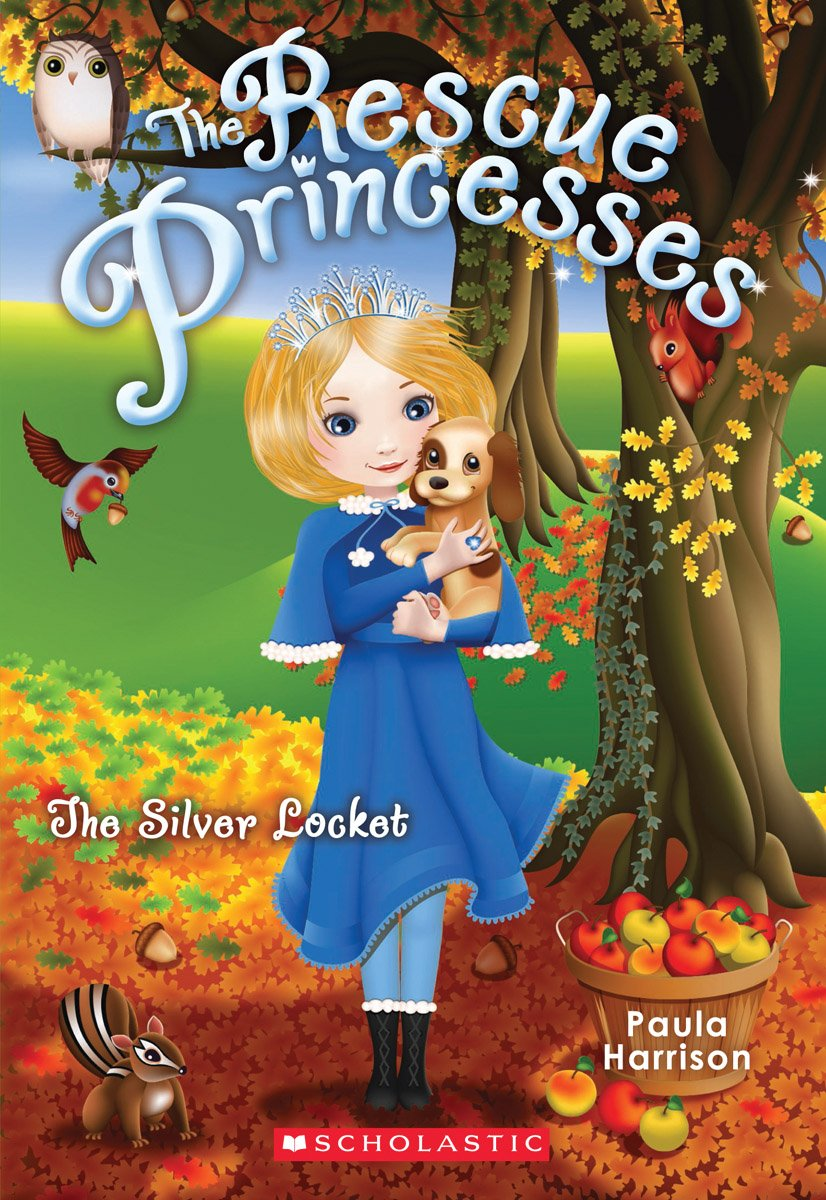 Read Online The Silver Locket (The Rescue Princesses) pdf
