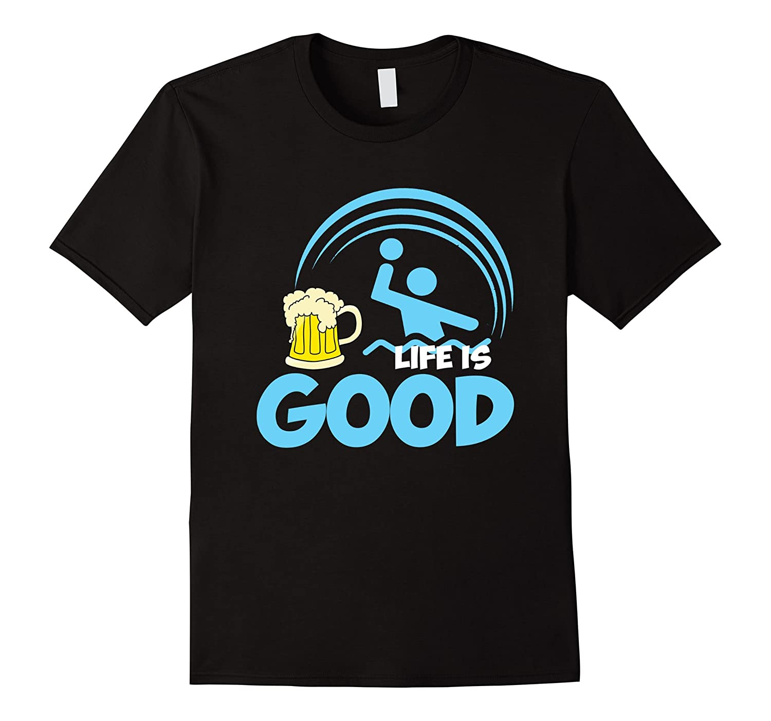 d70377b4c51 Life is Good Beer and Water Polo T Shirt – Dalattee.com