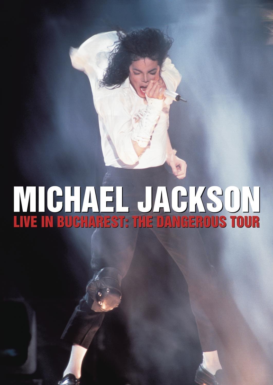 Michael Jackson Live in Bucharest: The Dangerous Tour Siedah Garrett Darryl Phinnessee Andrew Morahan Jerry Behrens