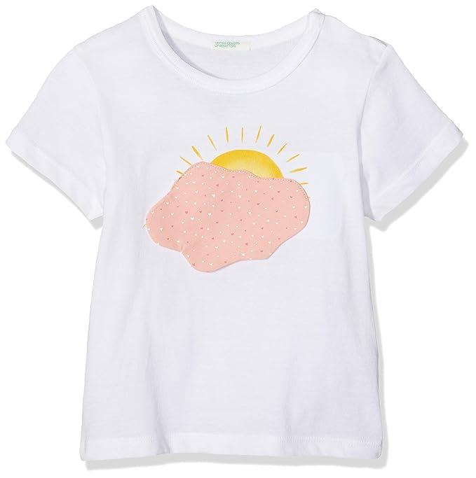 United Colors of Benetton T-Shirt Camiseta de Tirantes para Beb/és