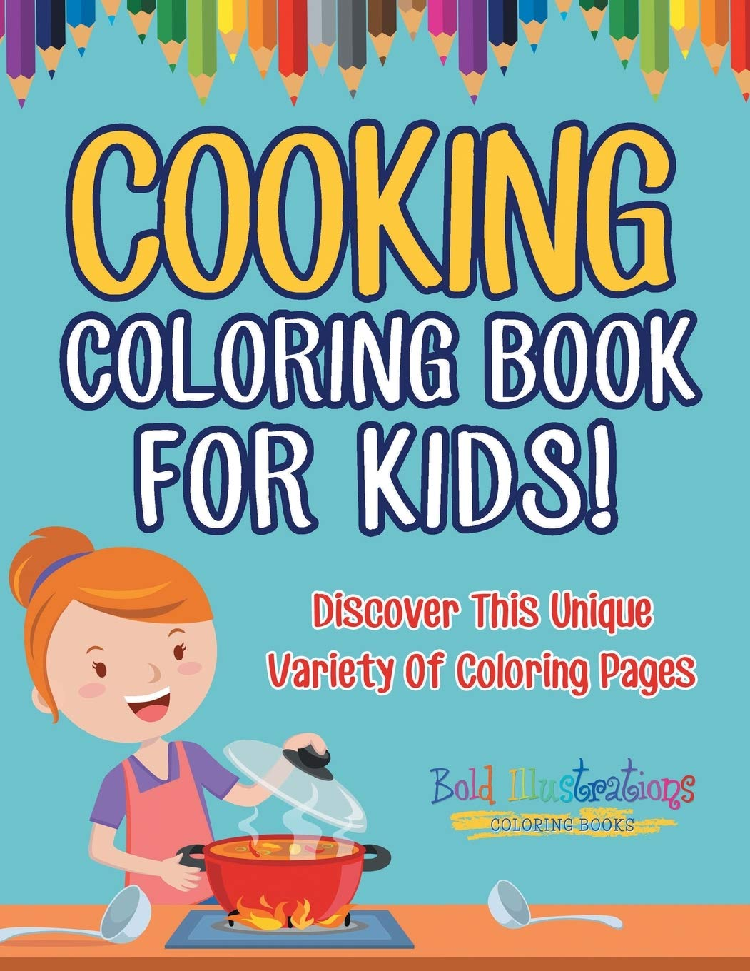 Cooking and Baking Coloring Pages – Birthday Printable | Coloring ... | 1360x1051