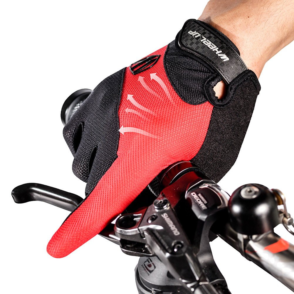 Guantes Invierno,TININNA Unisex Guantes de C/álido Impermeable de Protecci/ón a Prueba de Viento Guantes para Ciclismo Bicicleta Moto Azul-Talla M puede pantalla t/áctil