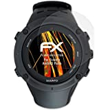 atFoliX Screen Protector for Suunto Ambit3 Peak Screen Protection Film - 3 x FX-Antireflex anti-reflective Protector Film
