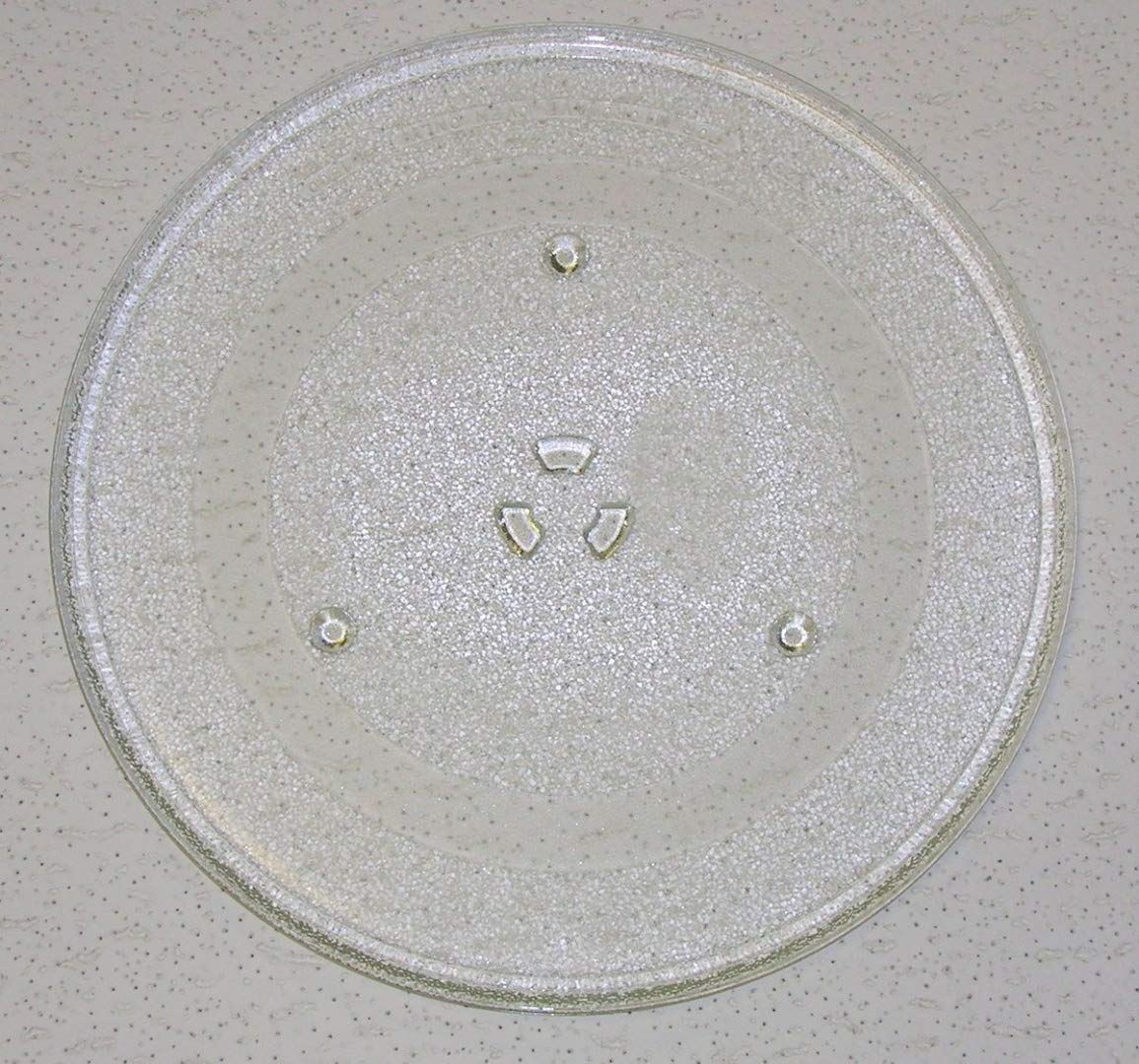 Microwave Glass Turntable Plate (13 1/2