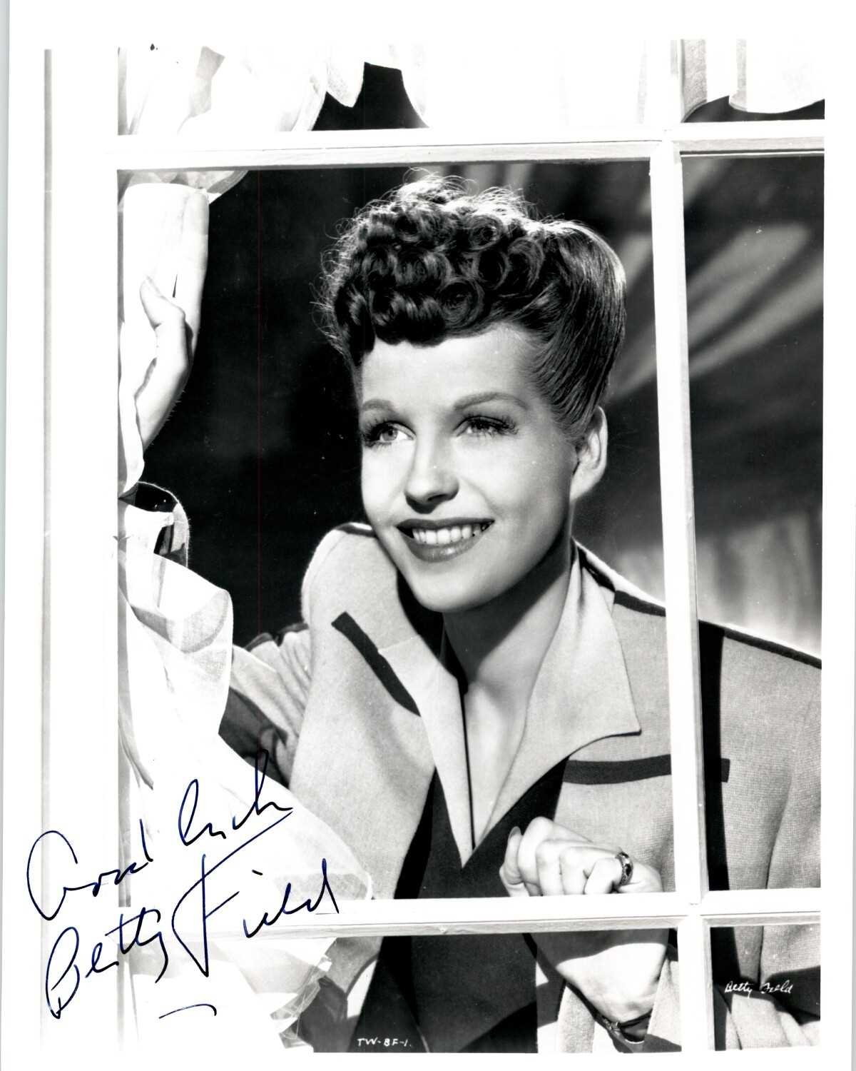 Watch Betty Field video