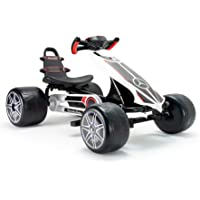 INJUSA Go Kart Mercedes para Niños de más