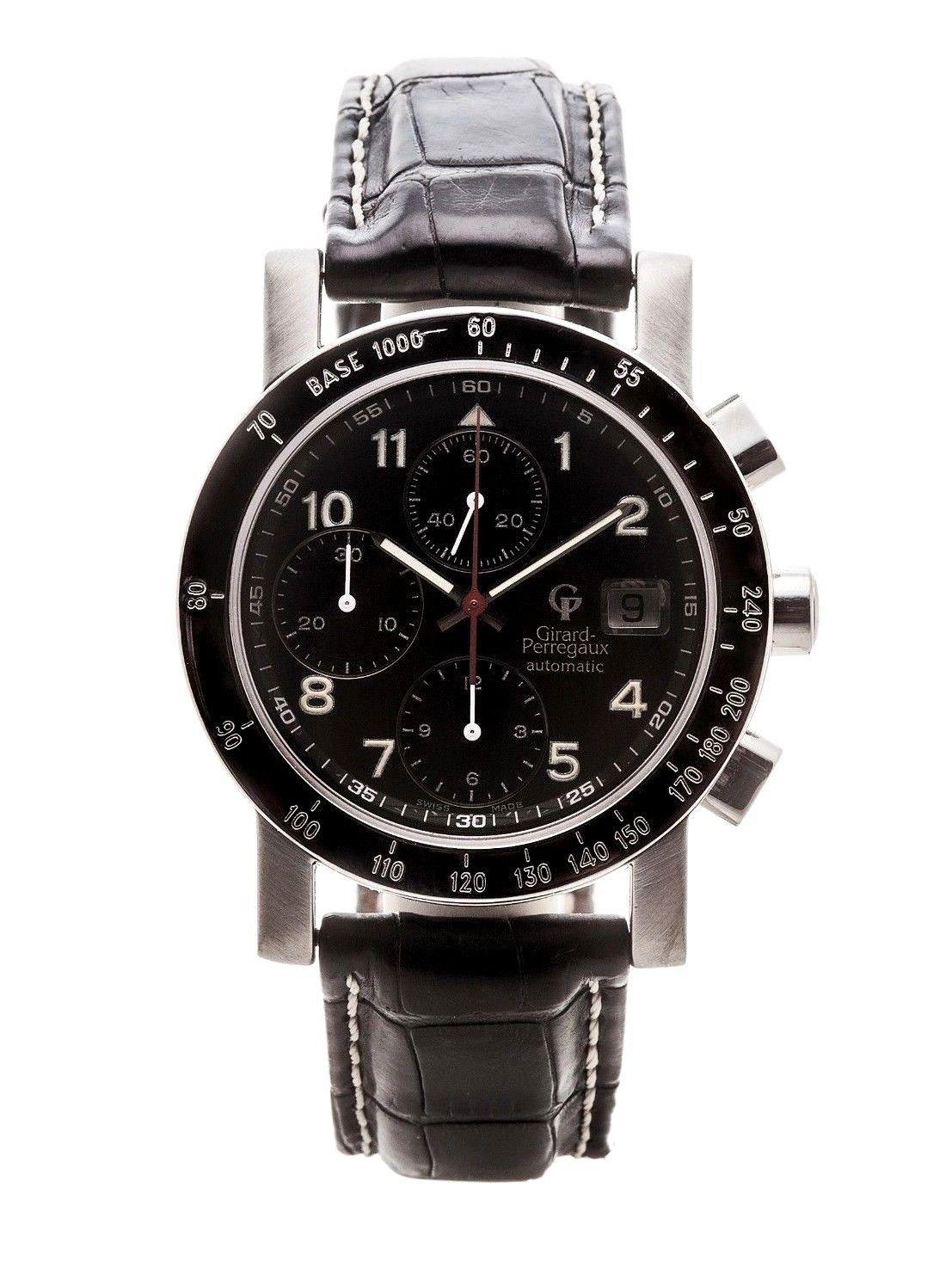 Girard Perragaux Perregaux automatic-self-wind mens Watch GP7000 (Certified Pre-owned)