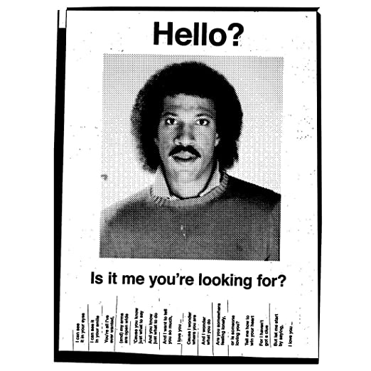 Lionel Richie-Hello Mp3. email forecast global Charlie Bollard jueves Entre
