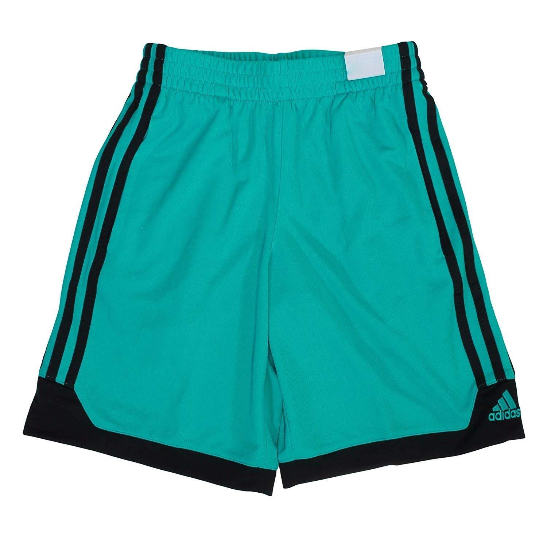 Adidas - Pantalones cortos de baloncesto para niño: Amazon.es ...