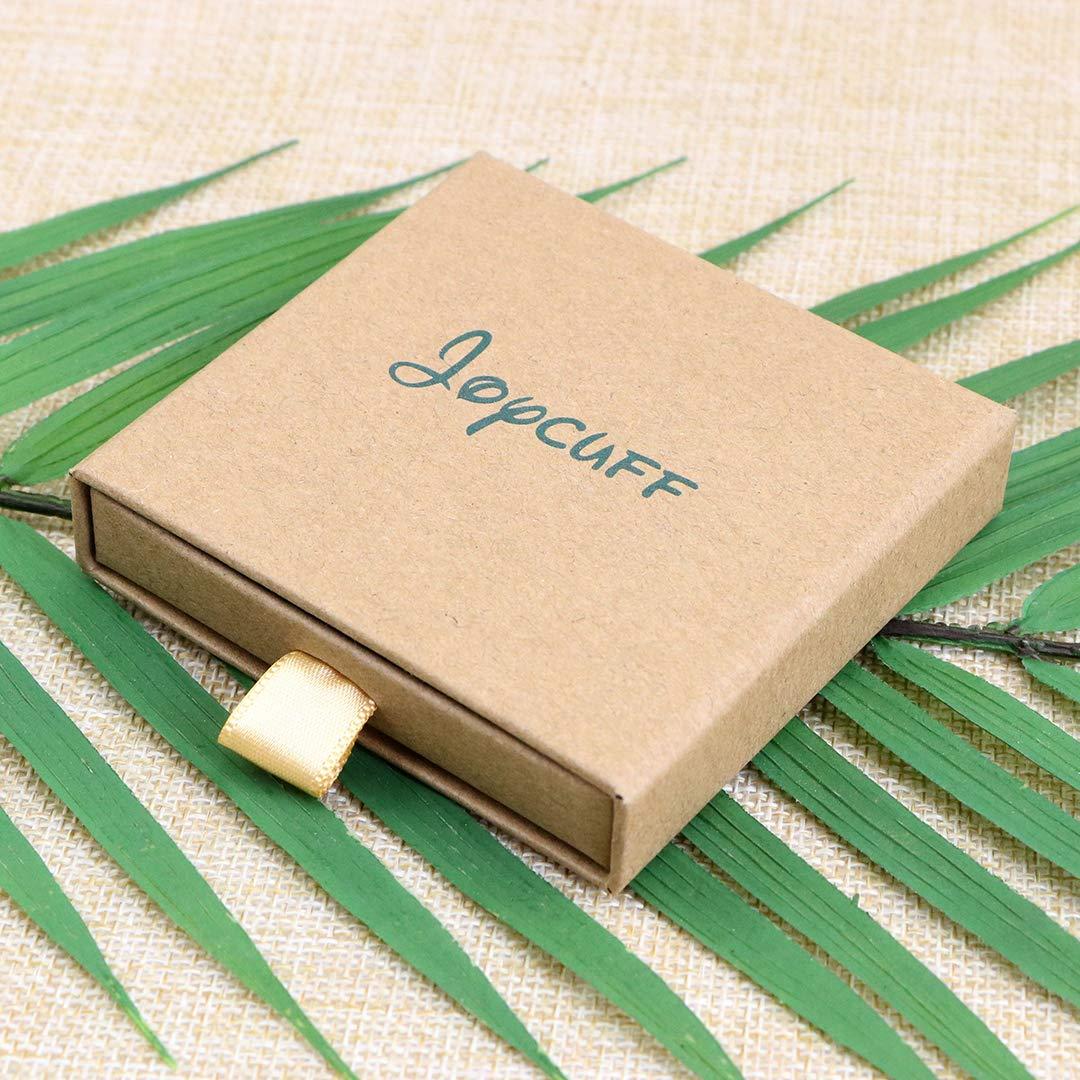 Joycuff Be A Warrior Not A Worrier Inspirational Bracelets for Daughter Sister Wife Girlfriend Mom Coworker Friend Encouragement Gifts Motivational Empowerment Jewelry