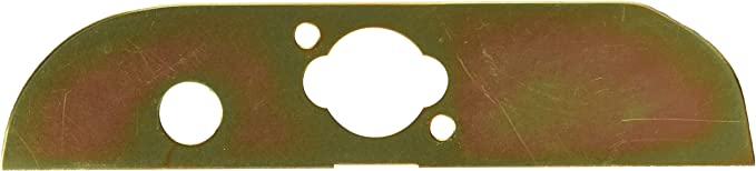Gold Zinc Plated Stock Replacement Oil Pan for Big Block Chevy Milodon 30710 Steel