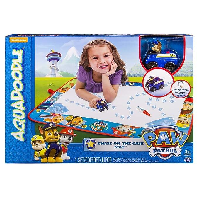 Aquadoodle 6026373 Tapis Magique Pour Colorier Paw