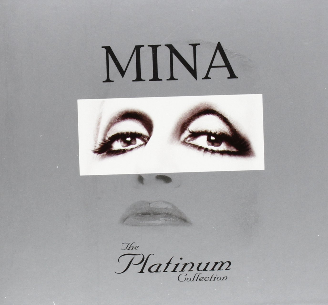The Platinum Collection by Mina