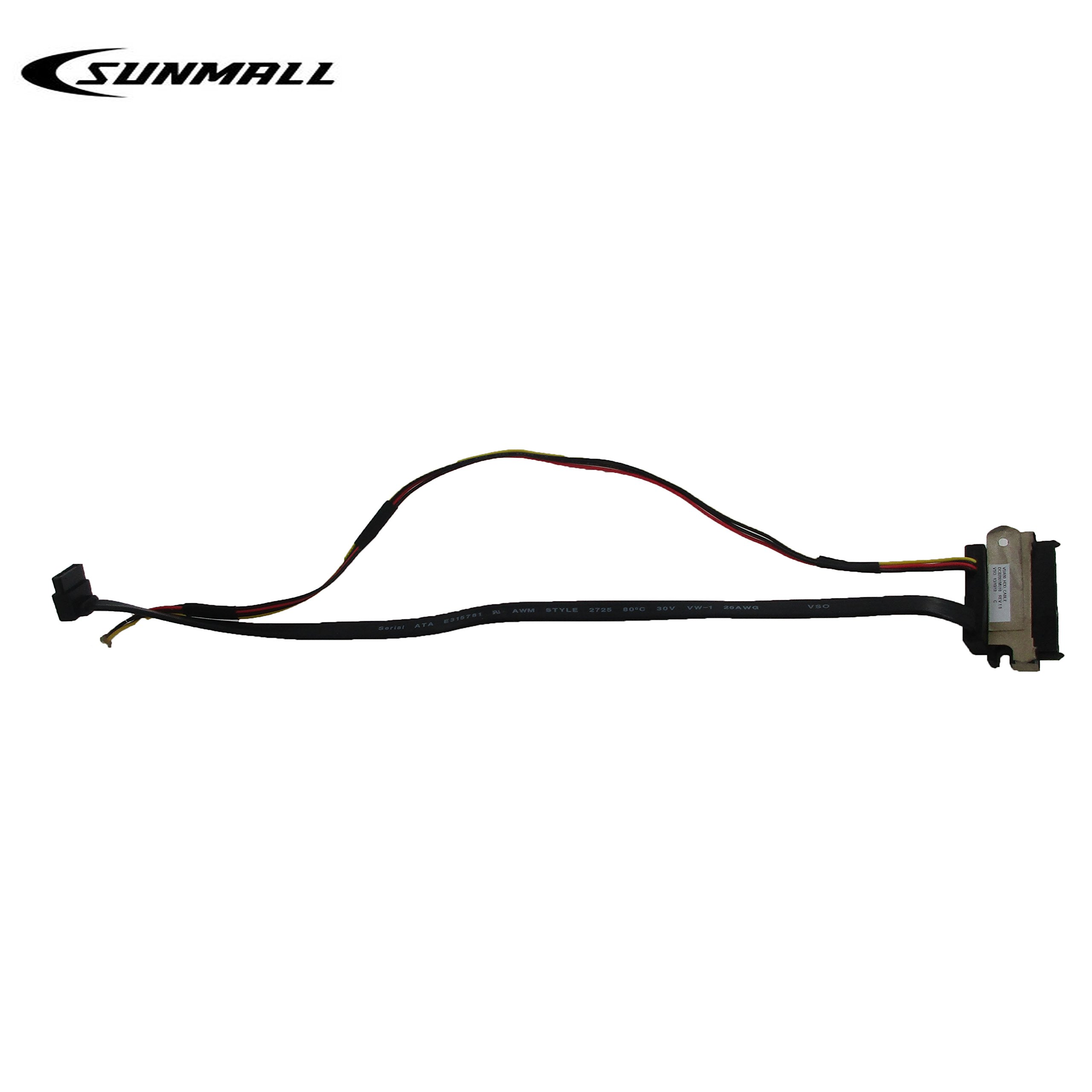 SUNMALL New Hard Disk Drive HDD Optical Drive SATA Power Cable for Lenovo C540 C560 Series Computer (6 Months Warranty)