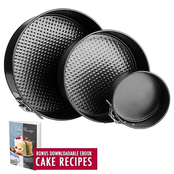 Review Springform Pan Baking Pans